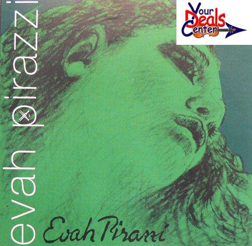 Evah Pirazzi 4 4 Violin String  Set  Steel E Ball Weich