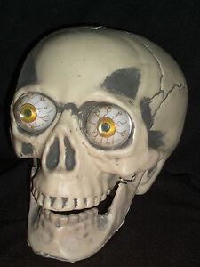 Totenkopf Totenschadel Schadel Skull Skelett Horror Grusel Deko Halloween Party Ebay