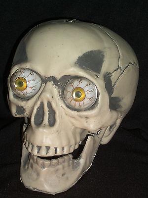 "Halloween Deko Skelett /""Skull Mumie/"" Totenkopf Tisch Dekoration Mumie Spinne"