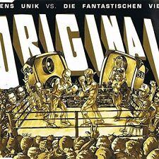 Sens Unik Original (1997, vs. Die fantastischen Vier) [Maxi-CD]