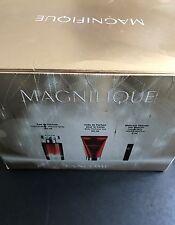 Lancome Magnifique 1.7oz EDP 3 Pcs Gift Set (includes 1.7oz lotion +mascara) NIB