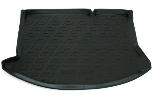 Tapiz para bañera ford fiesta mk7 espacio de carga bañera bañera maletero alfombrilla de maletero