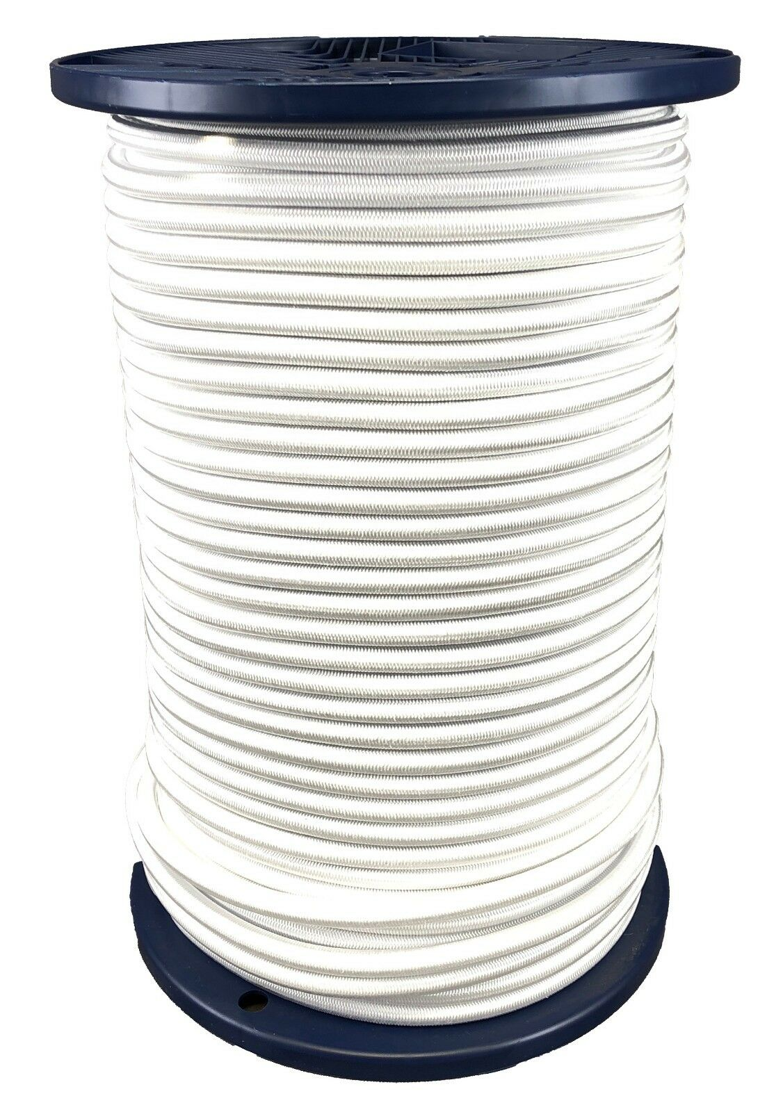 8mm Weiß Elastischer Gummizug Seil Seil Seil X 40 Meter Krawatte Unten   | Merkwürdige Form  | Online einkaufen  | Ausgezeichnet  a84109