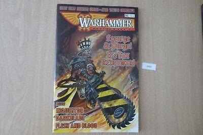 Audace Gw Warhammer Mensile-issue 16 1999 Ref:1403-mostra Il Titolo Originale Vuoi Comprare Alcuni Prodotti Nativi Cinesi?