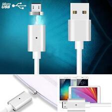 2.4a Micro USB cavo di ricarica magnetico adattatore caricatore per Android Samsung/LG