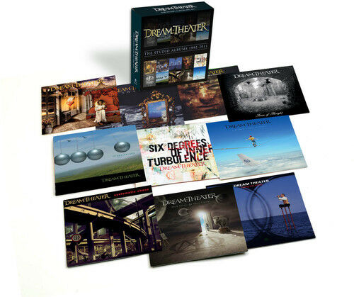 Dream Theater - Studio Albums 1992-2011 [New CD] Boxed Set