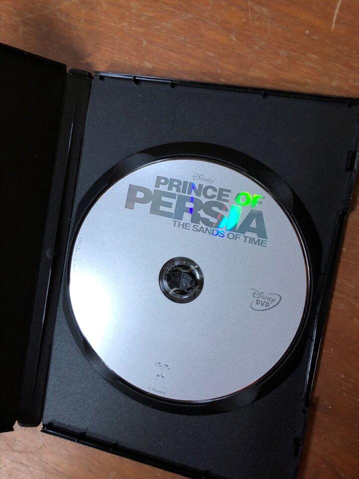 Princes of percia, Blu-ray, eventyr
