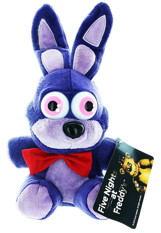 Five Nights at Freddy's 6  Bonnie Purple Rabbit Plush-FNF 6  Bonnie Plush-New