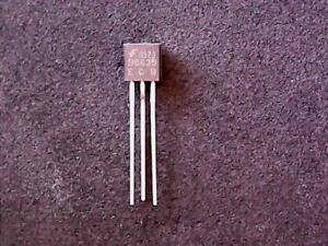 BC639-Fairchild-Transistor-TO-92