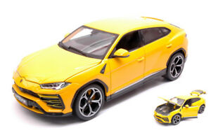 Lamborghini Manage 2018 Jaune 1:18 Modèle 11042y Bburago