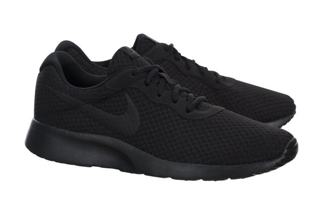 buying now online shop website for discount Mens Nike Tanjun Shoes Size 9 Black Anthracite 812654 001 for sale ...