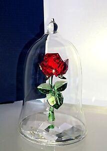 swarovski disney verzauberte rose enchanted rose 5230478 neu ebay. Black Bedroom Furniture Sets. Home Design Ideas