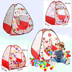 KIDS-CHILDRENS-POP-UP-PLAY-TENT-HOUSE-ADVENTURE-  sc 1 st  eBay & KIDS CHILDRENS POP UP PLAY TENT HOUSE ADVENTURE INDOOR OUTDOOR ...