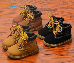 New-Fashion-Kids-Boys-Martin-Boots-Winter-Warm-Toddler-Short-Boots-Shoes-5-3