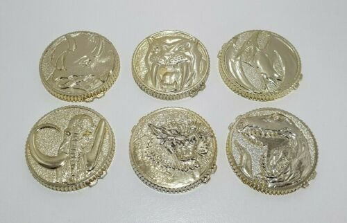 Vtg MMPR Mighty Morphin Power Rangers Morpher Coins Bandai 90s Sets /& Singles