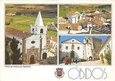BR6365 Obidos Igreja de S Pedro   portugal