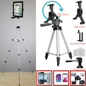 Details About Apple Ipad Pro Air Mini 52 Tripod Diy Photo Booth Selfie Video Camera Mount Kit