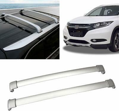 Roof Rack Aluminum Top Rail Carries Luggage Carrier Fits ...
