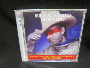 Michael-Nesmith-Pacific-Arts-CD-DVD-Near-Mint-New-Case