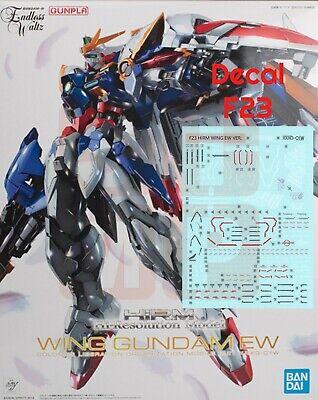 Gundam Seed CE model water slide decal SIMP D.L Dalin sticker F11 MG Aegis