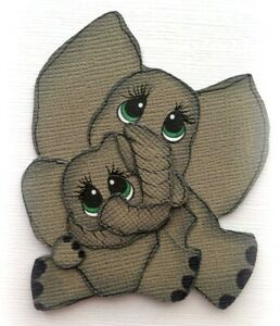 ELEPHANT-MOM-AND-BABY-SET-PREMADE-PAPER-PIECING-PIECE-3D-DIE-CUT-MYTB-KIRA