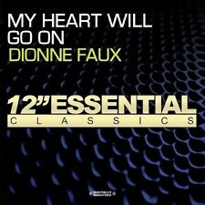 Dionne Faux - My Heart Will Go on [New CD] Manufactured On Demand