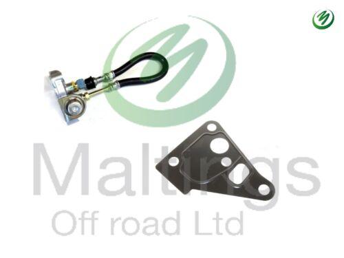 landrover td5 fuel pressure regulator 10p engine defender//discovery td5 lr016319