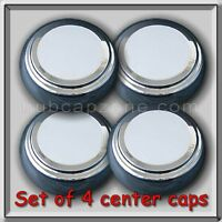 Set 4 1995-1996 Ford Crown Victoria Center Caps Hubcaps Crown Vic Alloy Wheel