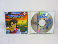 SUPER ALBATROSS PC-Engine CD Grafx Import JAPAN Video Game pe