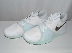 d09dbddc095d Nike Men s Zoom Assersion Basketball Shoes 917505 104 White Glacier ...