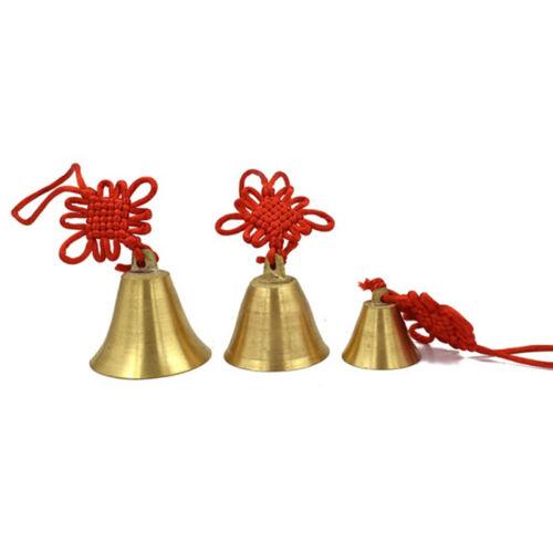 Copper Wind Chime Hanging Bells Pendant Door Decoration Home Ornaments
