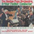 Christmas Favorites / Arthur Fiedler Boston Pops CD
