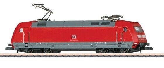 Märklin-Z - 88674 E-Lok 101 DB-AG ep6 rosso a catenaria circolazione commutabile