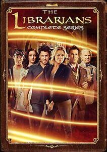 Librarians-Complete-Series-12-DISC-SET-REGION-1-DVD-New