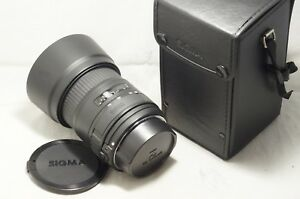 Sigma-Zoom-28-70mm-F2-8-for-Canon-old-Film-EF-EOS-w-Case-034-Attention-034-4034006