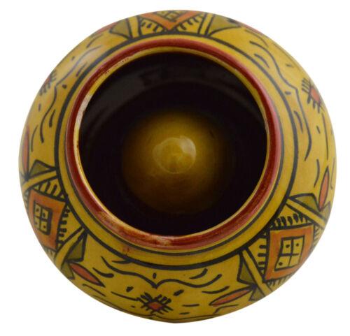 Moroccan Large Ceramic Ashtray Outdoor Smokeless Cigar Patio Garden Ashtrays LRG