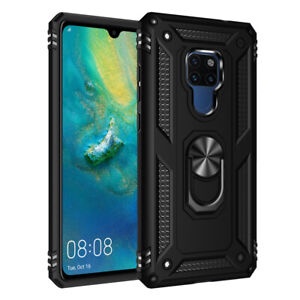 For-Huawei-Mate-20-X-Mate-20-Pro-Military-Armor-Case-Magnetic-Ring-Holder-Cover