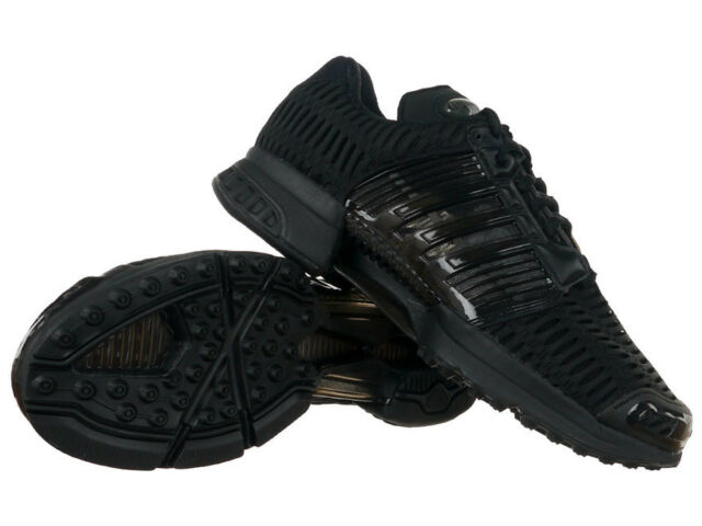 f90665bfe0b7 adidas Originals Climacool 1 Triple Black Men Running Shoes SNEAKERS ...