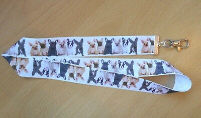 Boxer Dog Lanyard Whistle Walking Training Puppy Key ID Brown White Black