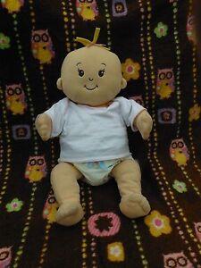 BABY STELLA CLOTH DOLL, by Manhattan Toy Co.