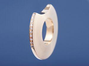 pfiffig-moderner-unikat-Scheiben-Ring-mit-Brillanten-Gold-750-massiv