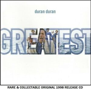 Duran-Duran-The-Very-Best-Greatest-Hits-Collection-RARE-1998-CD-80-039-s-Pop