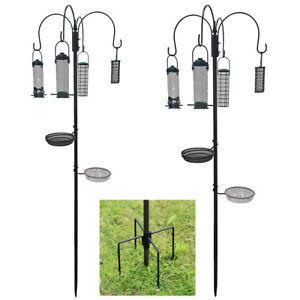 WILD-BIRD-GARDEN-FEEDING-STATION-WATER-BATH-TABLE-HANGING-FEEDER-STABILIZER