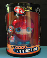 Trendmasters Rare Robot Apple-bot Interactive Battery Operated