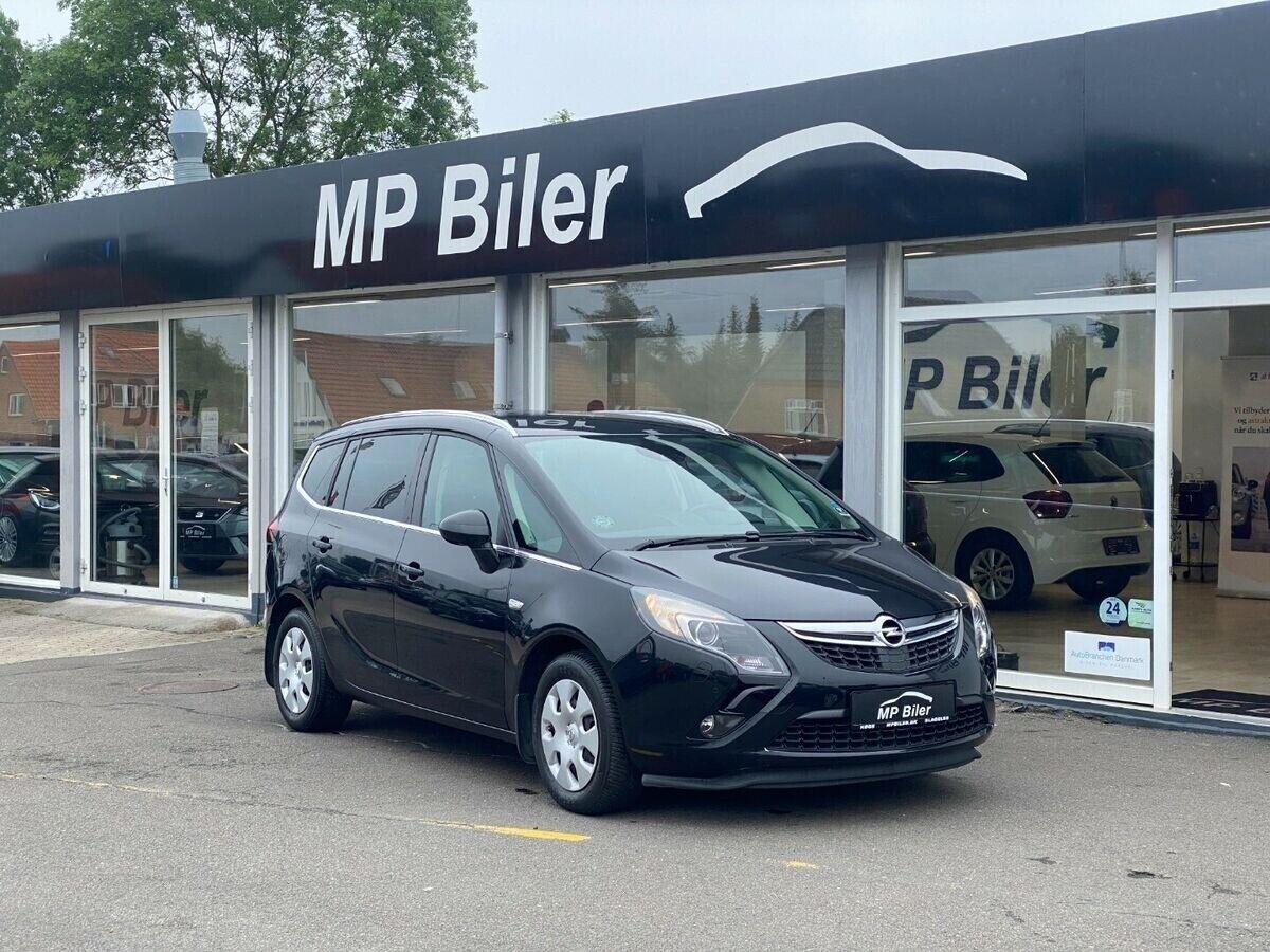 Opel Zafira Tourer 1,4 T 140 Enjoy aut. 7prs