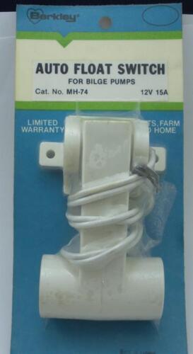 Berkley MH-74 Automatic Bilge Pump Switch 21159