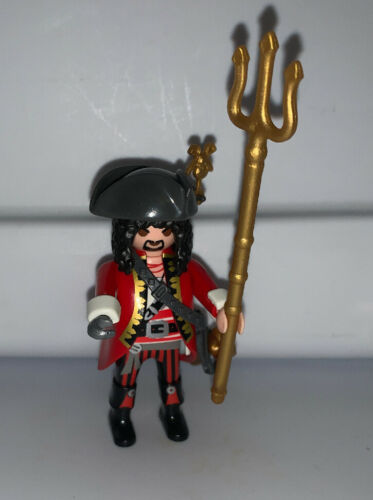 Playmobil Pirate Ship Captain Mystery Figure Series 11
