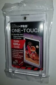 Ultra-Pro-One-Touch-Magnetic-THICK-Trading-Sports-Card-Holder-180-pt-size-New