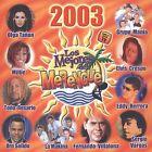 Los Mejores del Merengue 2003 by Various Artists (CD, Feb-2003, Mock & Roll)