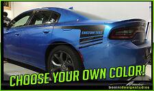 Strobe Hockey Stripes Fits 2015 2022 Rt Srt8 Rallye Dodge Charger